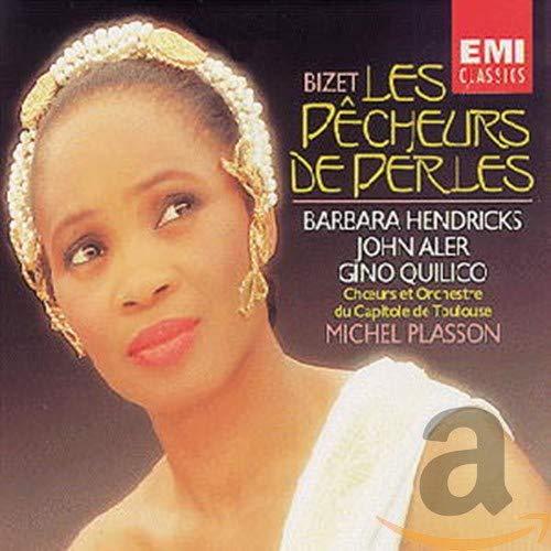Bizet - Les pêcheurs de perles (Die Perlenfischer) / Hendricks, Aler, Quilico, Courtis, Choeurs et Orchestre du Capitole de Toulouse, Plasson