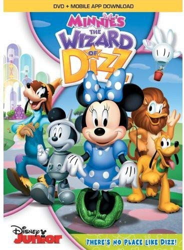 Minnie's the Wizard of Dizz [Importado]