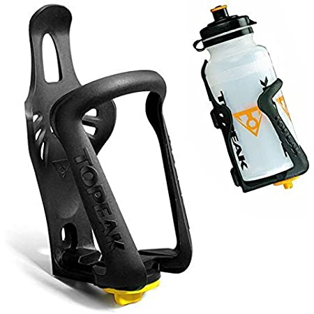 2PCS Plastic+Aluminum Alloy Watter Bottle Cages Adjustable Water Bottles Holders