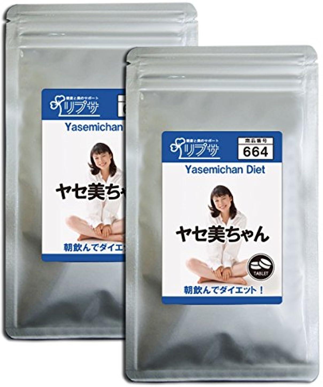 コットン想定テンポヤセ美ちゃん 約3か月分×2袋 T-664-2