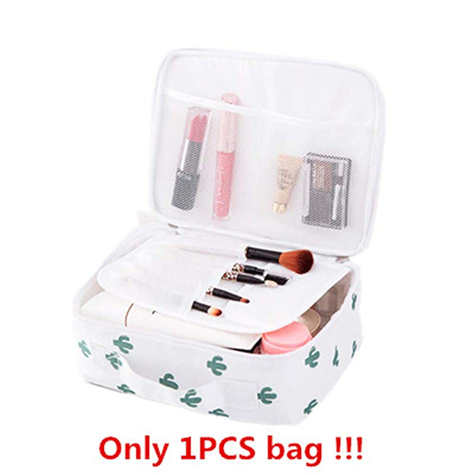 Big Oxford Cosmetic Bag Weekend Wash Toiletry Pouch Travel Makeup Tools Bra Underwear Storage Accessories Supplies Products