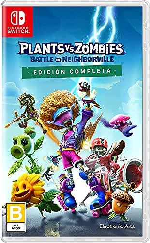 Plants Vs. Zombies: Battle For Neighborville Switch - Standard...