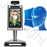 JZH-Light 8 Inch Face Recognition Time Attendance System