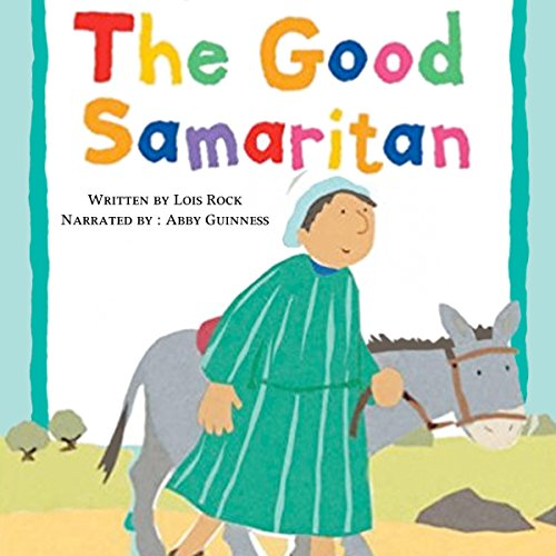 The Good Samaritan audiobook cover art