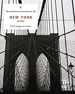 New York in Art 2019 Engagement Calendar