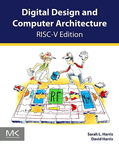 Digital Design and Computer Architecture: RISC-V Edition Front Cover