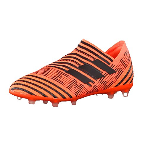 adidas Nemeziz 17+ 360agility Fg, Scarpe da Calcio Unisex-Bambini, Arancione (Solar Orange/Core Balck/Solar Red Solarorange/Corebalck/Solarred), 36 2/3 EU
