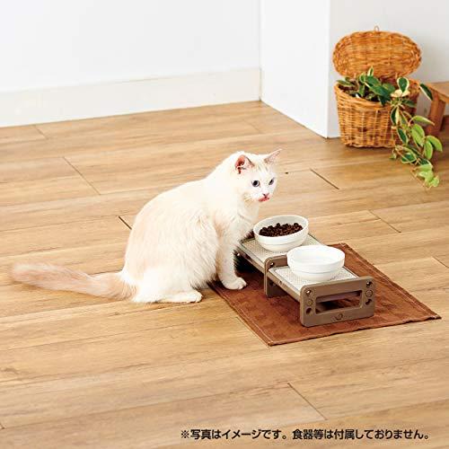 ペティオ (Petio) 高さも角度も変えられる 食事台 猫用