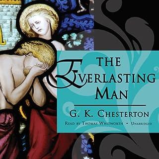The Everlasting Man audiobook cover art