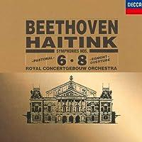 ベートーヴェン:交響曲第6番「田園」&第8番、他