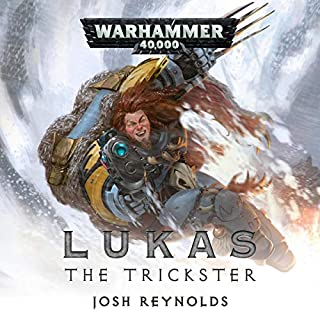 Lukas the Trickster audiobook cover art