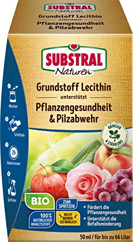 Substral Naturen Bio Grundstoff Lecithin Konzentrat - 50 ml