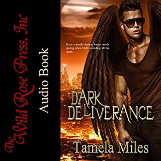 Dark Deliverance audiobook cover art