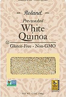 Roland Quinoa, White, 12 Ounce