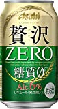 クリアアサヒ贅沢ゼロ350ml缶/アサヒ 350ML × 24缶
