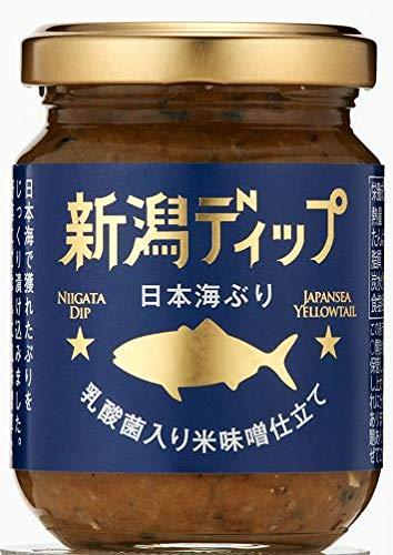 新潟デップ「日本海ぶり」 乳酸菌入り米味噌仕立て 90g