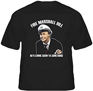 in Living Color Fire Marshall Bill Cotton Soft T Shirt