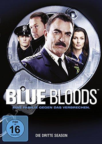 Blue Bloods - Die dritte Season [6 DVDs]