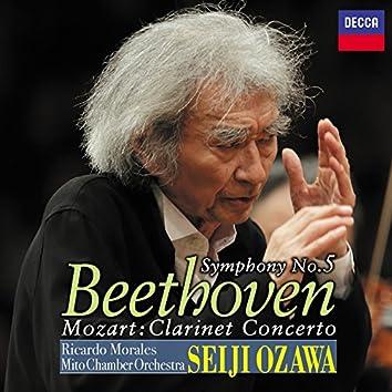 Beethoven: Symphony No.5, Mozart: Clarinet Concerto (Live At Concert Hall, Art Tower Mito / 2016)