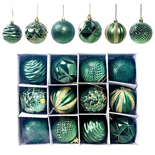 Christmas Baubles 60mm Christmas Tree Decoration...