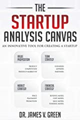 The Startup Analysis Canvas Kindle Edition