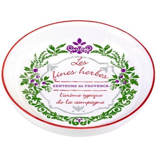 Spiegelburg 45426 Olivenöl Teller-Set La Collection Rouge
