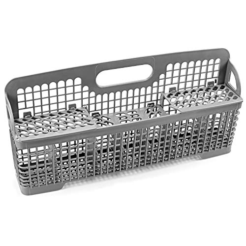 8531233 Dishwasher Silverware Basket Replacement With Handle Replaces Whirlpool WP8562043 AP6012898 8531233 PS11746119 By Cenipar