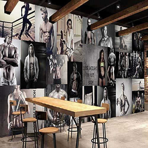 XLXBH Fotobehang, zelfklevend, 3D-muurfoto, speciaal voor de Hd Bella Foto Di Bel Foto, wandafbeelding, achtergrondbeeld, voor boxen en slaapkamer, voor kinderen 300x210 cm (LxA) 6 strisce - autoadesive