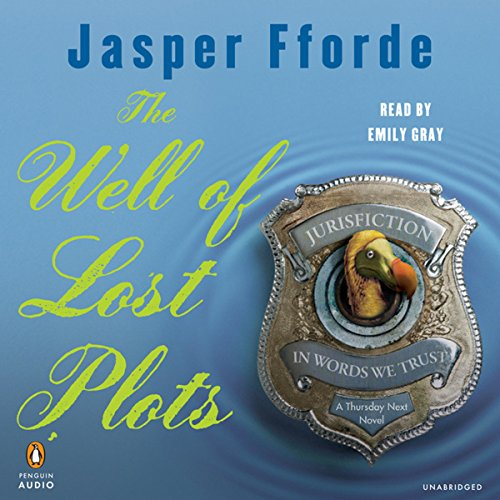 The Well of Lost Plots audiobook cover art