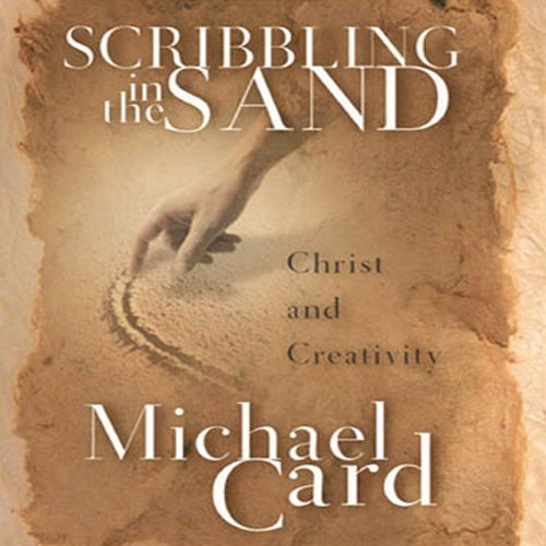 Scribbling in the Sand audiobook cover art