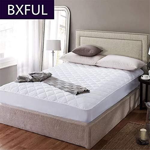 BXFUL HOTEL QUALITY(Microlite) MICRO FIBER MATTRESS TOPPER - ANTI ALLERGENIC (100 * 200CM)
