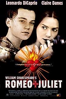 William Shakespeare's Romeo & Juliet POSTER Movie (27 x 40 Inches - 69cm x 102cm) (1996) (Style B)