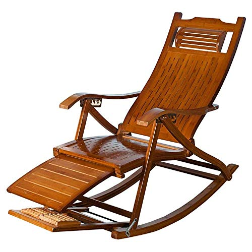 Haushaltsprodukte Vintage Schaukelstuhl Gartenmöbel im Freien Faltbare Sonnenliegen Liegestühle Liegestuhl Zero Gravity Chairs Relaxer Recliner