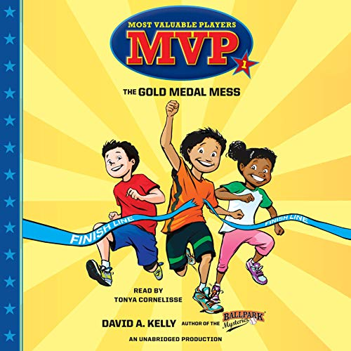 MVP #1: The Gold Medal Mess Titelbild