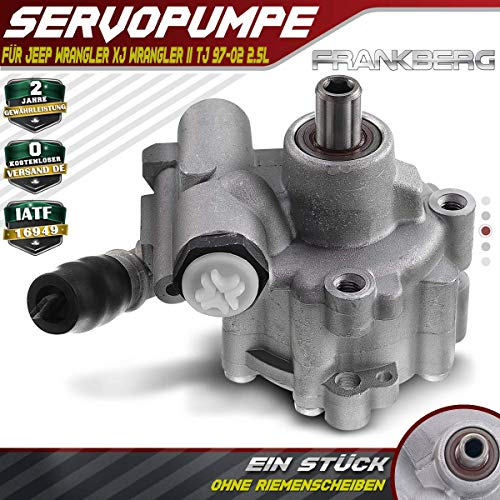 Pompe Servo pour Cherokee Wrangler II XJ TJ 1997-2002 52088018