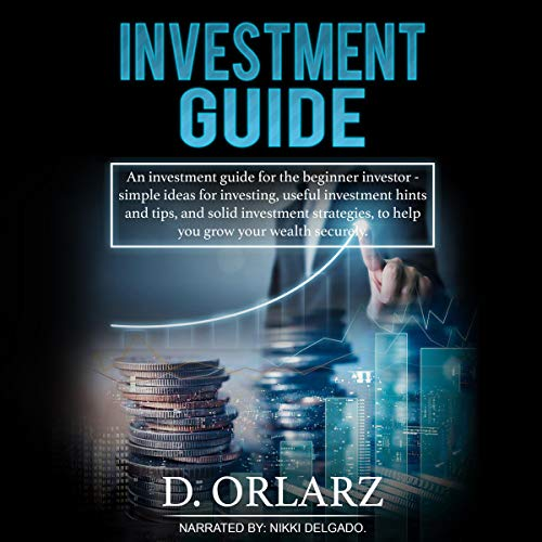 Investment Guide audiobook cover art