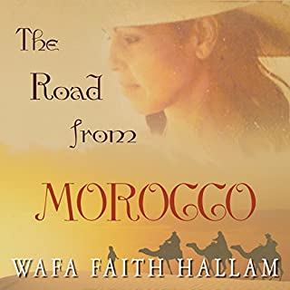 The Road from Morocco audiobook cover art