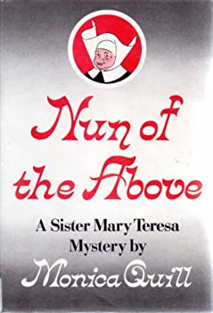 Nun of the Above 0814908993 Book Cover