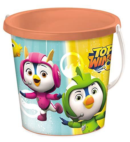 Mondo Mondo-28608 Bucket Top Wing Playa - Cubo Renew Toys 28608, Multicolor