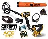 Garrett Ace 300i Metalldetektor + Pro-Pointer AT Pinpointer
