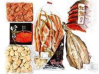 吉田観光海鮮市場 人気海鮮商品6品満足セット