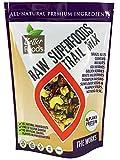 Raw Superfoods Trail Mix - The Works (Goji Berries, Golden Berries, Mulberries, Raisins, B...