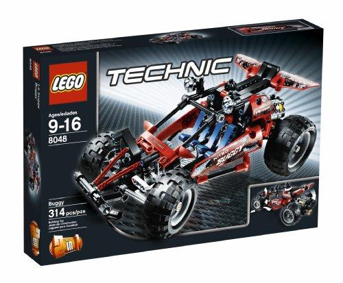 LEGO TECHNIC Buggy (8048) by LEGO (English Manual)