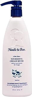 Noodle & Boo Nourishing Cream Rinse Baby Tear Free Hair Conditioner & Detangler