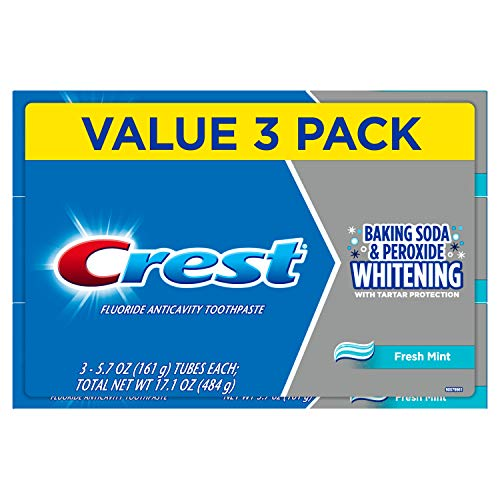 Crest Toothpaste 3 PACK – HUGE PRICE DROP + FREE SHIPPING