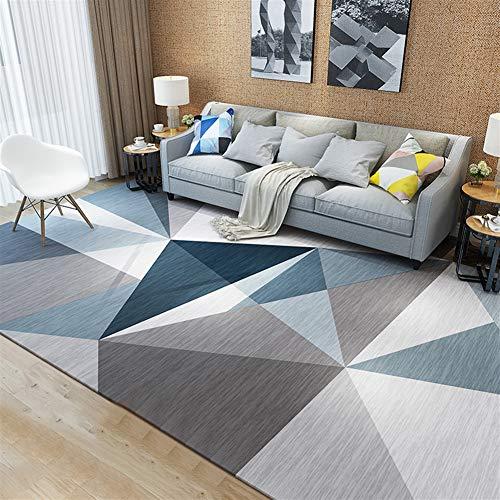 Insun Tappeto di Design Scandinavo Tappeti del Salotto Antiscivolo Lavabili Stile 7 160x230cm