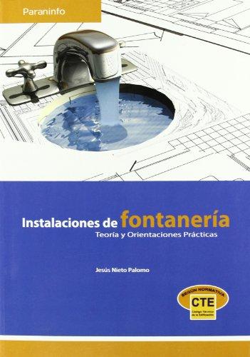 Instalaciones de fontanería (Oficios (paraninfo))