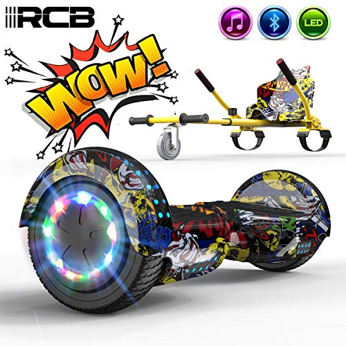 RCB Gyropode électrique Hoverboard Auto-Equilibré Scooter...