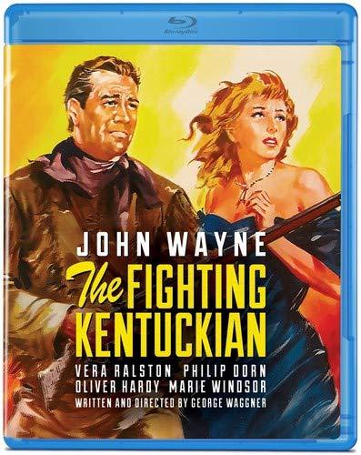 The Fighting Kentuckian [Blu-ray]