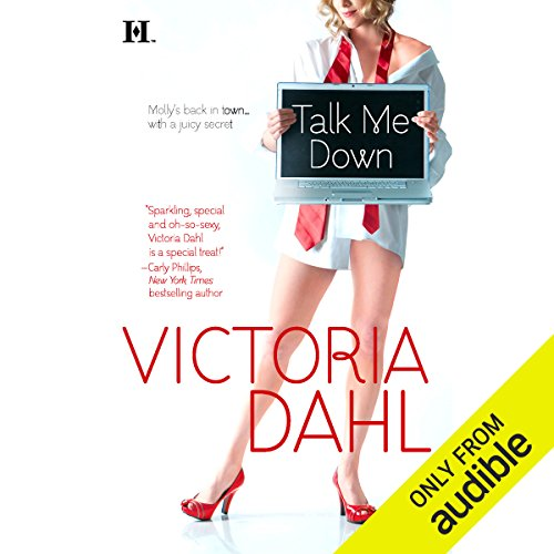 Talk Me Down audiobook cover art